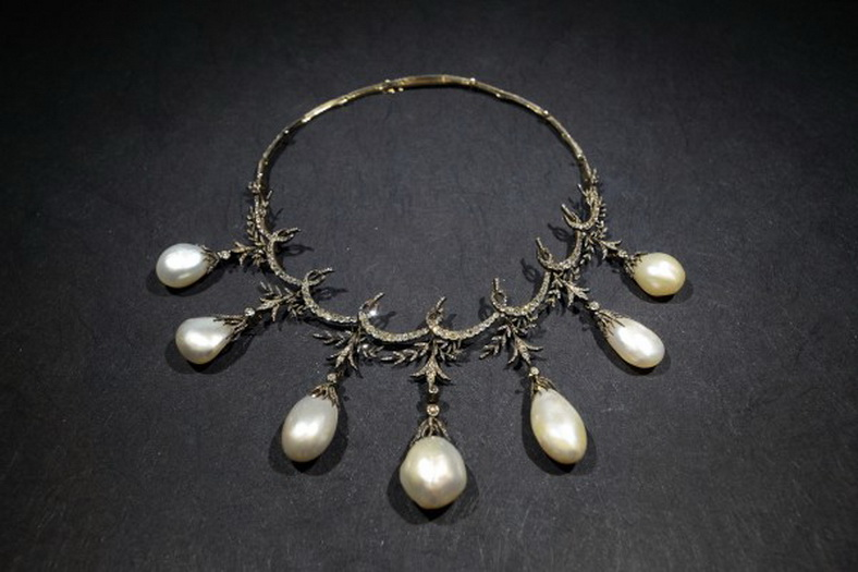 ": In the State Historical Museum opened the exhibition ""Pearls: treasures of the seas and rivers"", Фото 5"