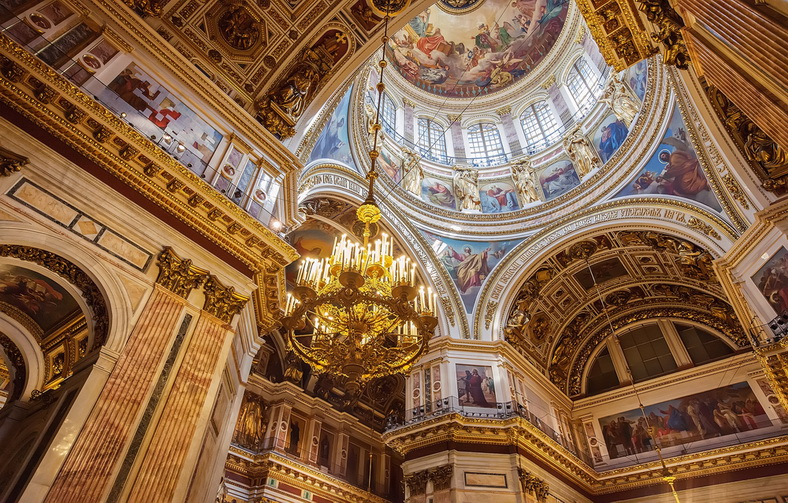 : St. Isaac's Cathedral in St. Petersburg: ticketing | Card St. Petersburg City Pass, Фото 5
