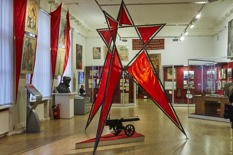 : The State Central Museum of Contemporary History of Russia, Фото 4