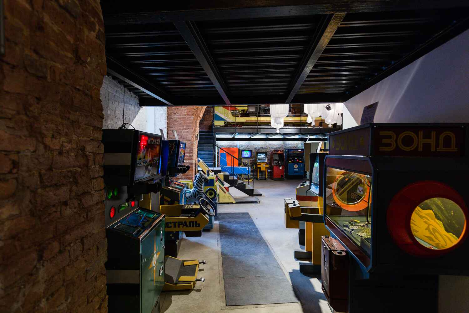 : Museum of Soviet arcade machines in Saint Petersburg. St. Petersburg City Pass, Фото 6