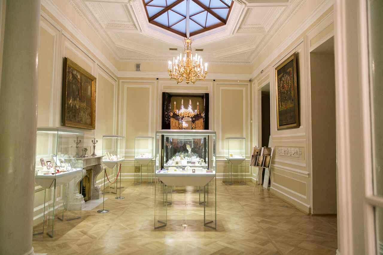 : Faberge Museum in St. Petersburg: the price of the ticket | Card St. Petersburg City Pass, Фото 5