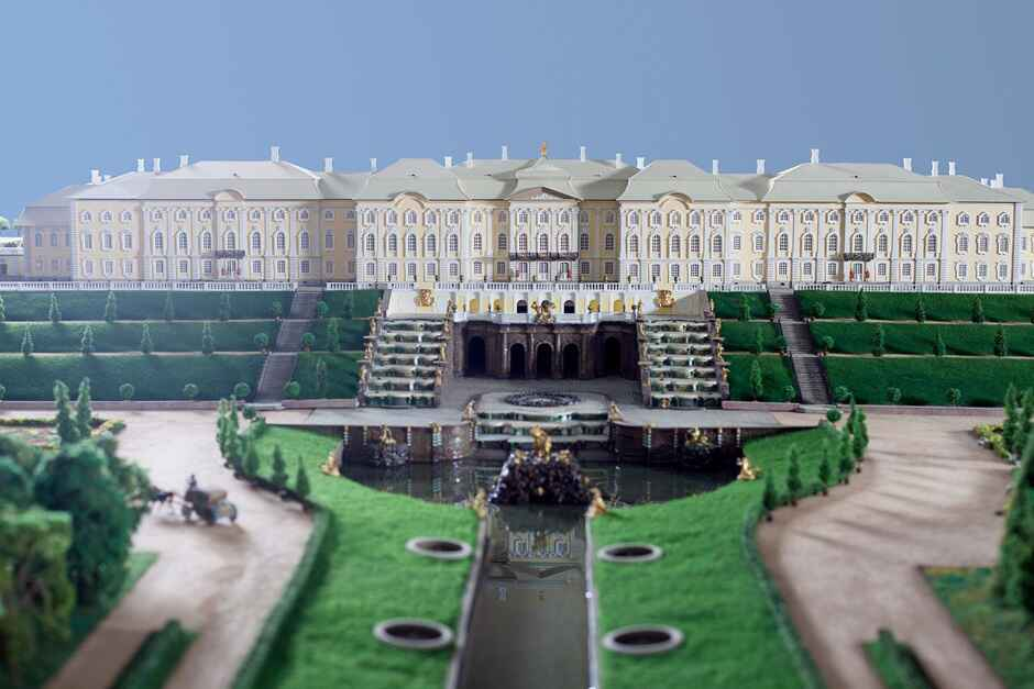 ": A coupon for a visit to the Historic theater-layout ""Peter waters"" - Russia CityPass, Фото 1"