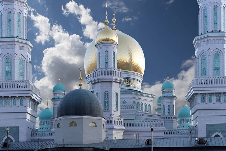 : Moscow Cathedral Mosque, Фото 2