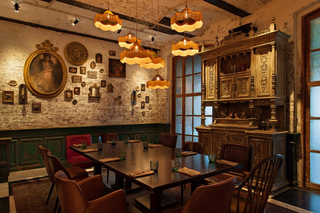 : Restaurante georgiano Kazbek, Фото 6