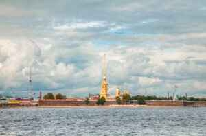 PETER AND PAUL CATHEDRAL (PETER AND PAUL FORTRESS)